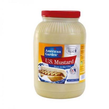 Picture of American GARDEN MUSTARD 4X1 Gallon