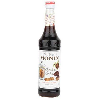 Picture of Monin Chocolate Cookie Syrup 700 ML