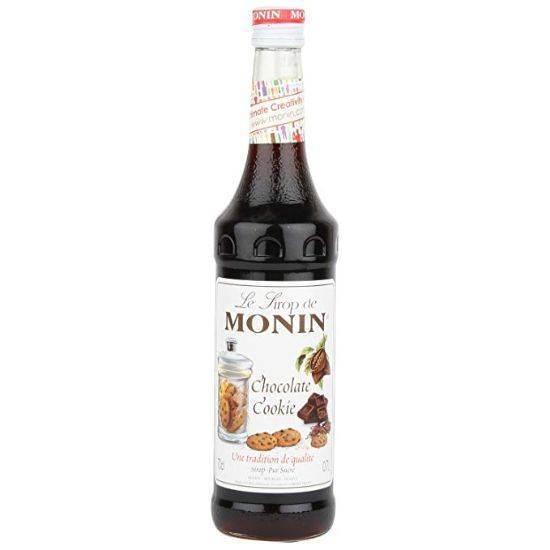 صورة مونين شراب سيرب كوكيز الشوكولاتة المركز 700مل