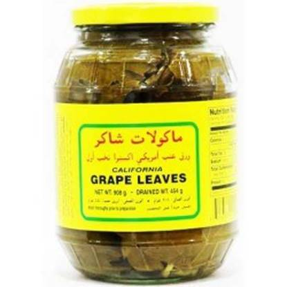 Picture of Shaker grape leaves 400gm*12