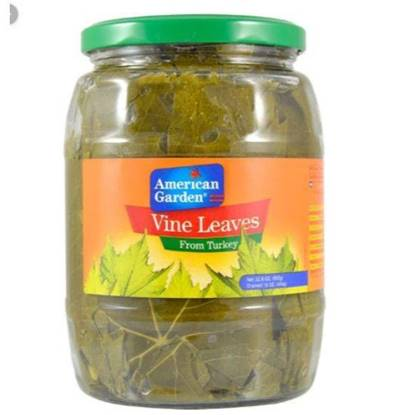 Picture of American Garden Turkish grape leaves 454 gm*12