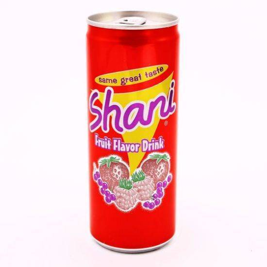 Picture of  SHANI SOFT DRINK 250 ML*24