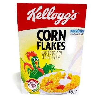 Picture of KELLOGG'S Corn Flakes 750 g*12