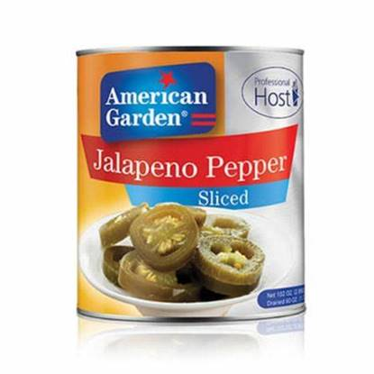 Picture of American Garden Jalapeno Slice 2.89 Kg *6