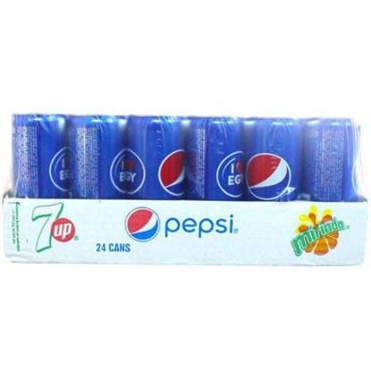 Picture of Pepsi Can 250 ml×24