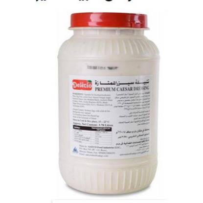Picture of Delicio Caesar Dressing 3.780 ltr