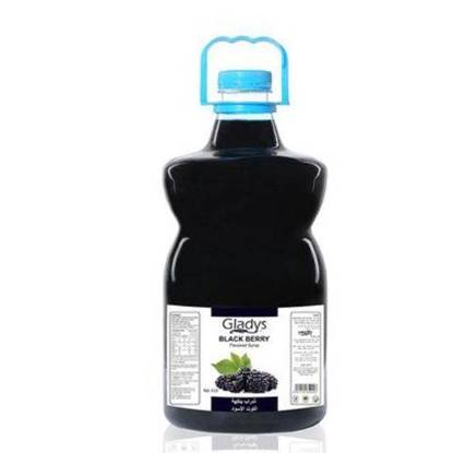 Picture of Gladys Blackberry Syrup 4Ltr