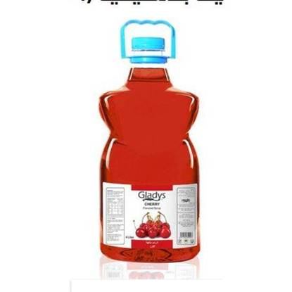 Picture of Gladys Cherry Syrup 4Ltr