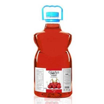 Picture of Gladys Cherry Syrup 4Ltr*4