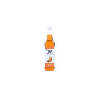 Picture of Gladys Almond Honey Syrup 750ML