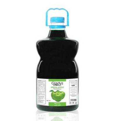 Picture of Gladys Green Apple Syrup 4Ltr