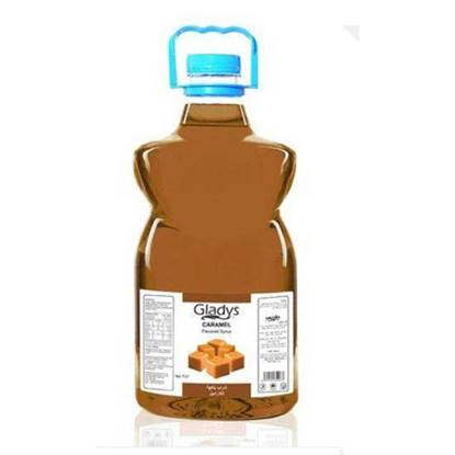 Picture of Gladys  Caramel Syrup  4Ltr