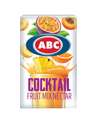 Picture of ABC Nectar Cocktail 135 ML × 24 PC
