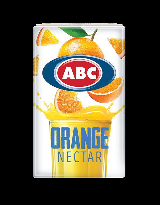 Picture of ABC Nectar Orange 135 ML × 24 PC