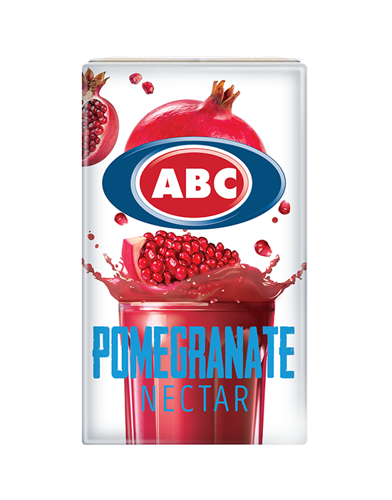 Picture of ABC Nectar Pomegranate 250 ML × 24 PC