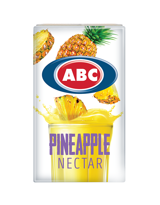 Picture of ABC Nectar Pineapple 250 ML × 24 PC