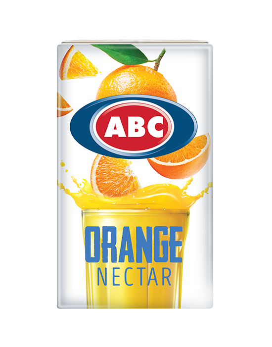 Picture of ABC Nectar Orange 250 ML × 24 PC