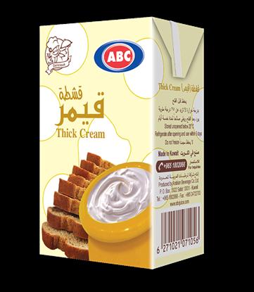 Picture of ABC Thick Cream 135 ML × 40 PC