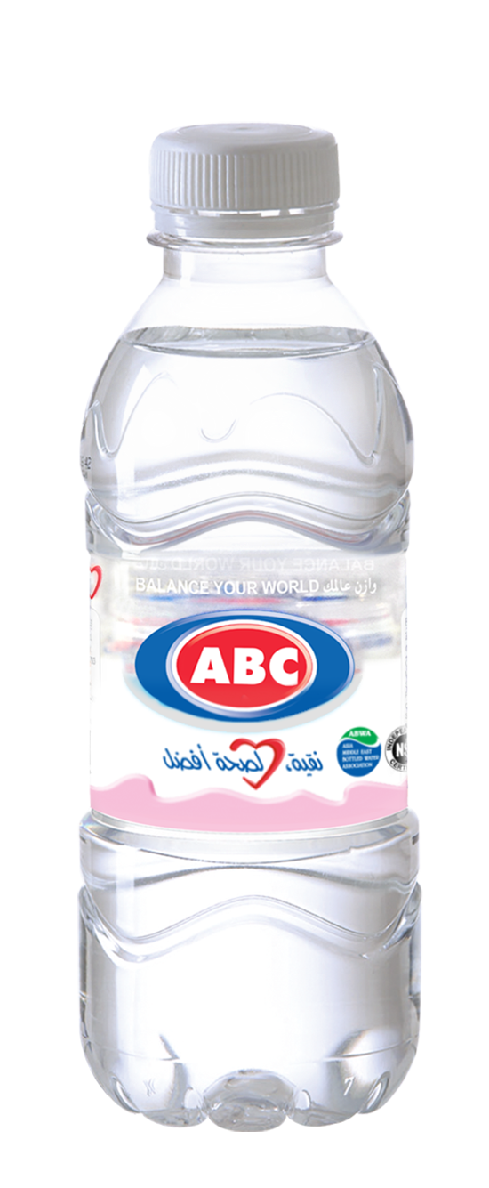 Picture of ABC Water 330 ML × 40 PC