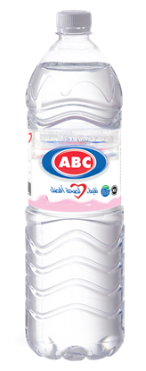 Picture of ABC Water 1.5 L x 12 PC