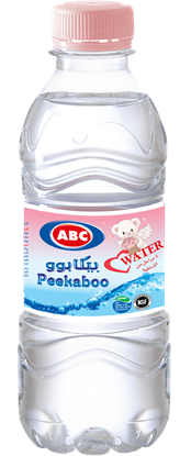 Picture of ABC Water Pekaboo 330 ML × 12 PC