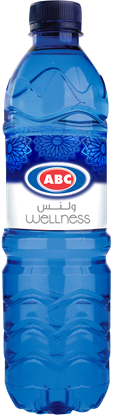 Picture of ABC Water Wellness 600 ML × 12 PC