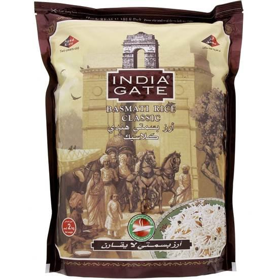 Picture of India Gate Classic Basmati Rice 25 KG