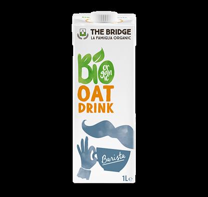 Picture of Bio Bridge Oats Drink Barista 1Ltr*12