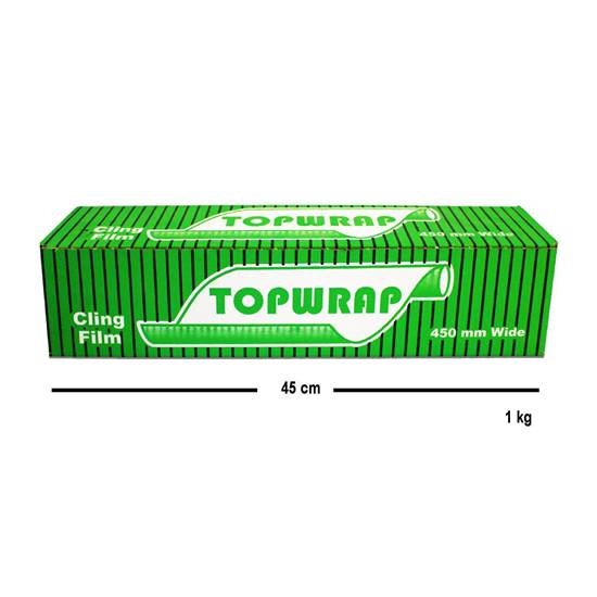 Picture of Top wrap Cling Film 45cm (1kg)
