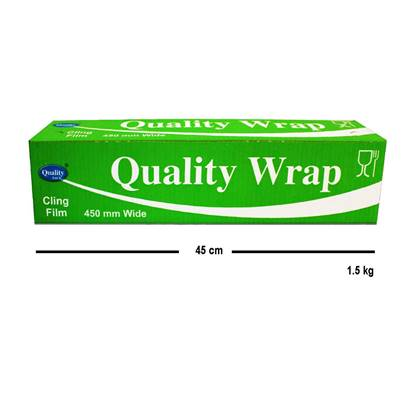 Picture of Quality Pack Cling Film45cm -1.500kg