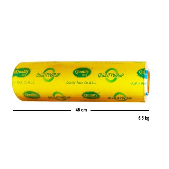 صورة كواليتي راب شفاف لاصق للطعام 5.5 كيلو