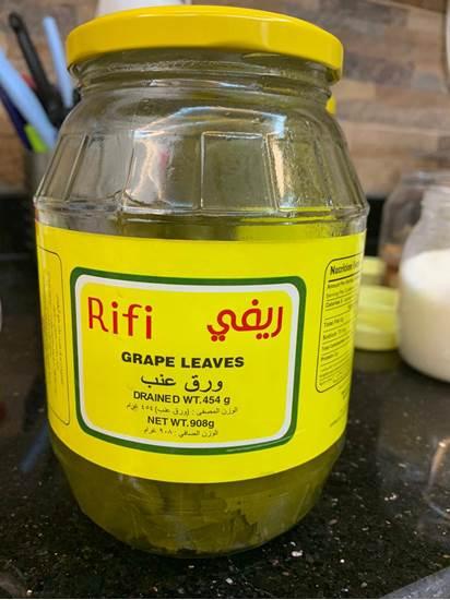 Picture of Rifi Vine Leaves (   545gm* 12 Jar )