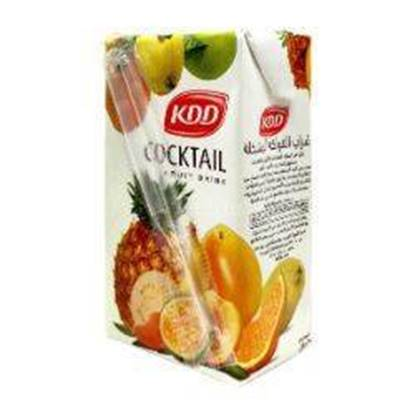 Picture of Safat Juice Cocktail Fruit KDD 250ml