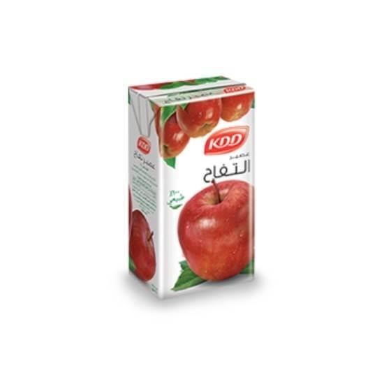 Thawaaq Kuwait Food Marketplace Safat Juice Apple Kdd 250ml 24