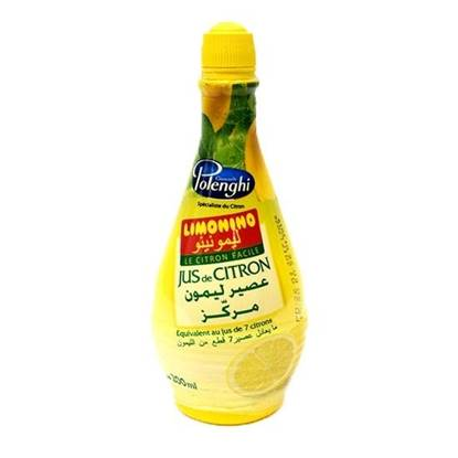 Picture of Limonino Lemon Juice 1Ltr*6