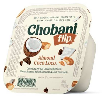 Picture of Chobani  Greek Yoghurt Almond Coco Loco 5.3OZ