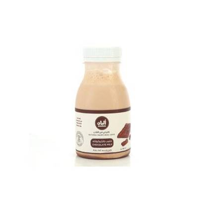 Picture of Alban Chocolate Flavored Milk Cow Full Fat Plastic Bottle 180ml
