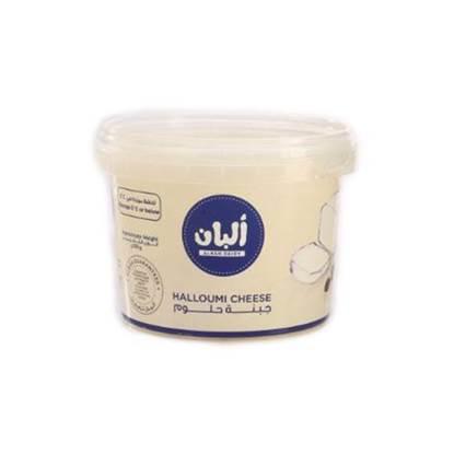 الصورة: ألبان جبنة حلوم ماعز بحبة البركة 250 جم
