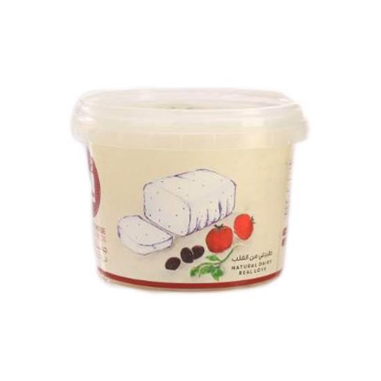 صورة ألبان جبنة حلوم ماعز بحبة البركة 250 جم
