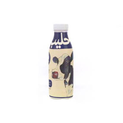 Picture of Alban Milk Cow Full Fat Plastic Bottle 0.5L