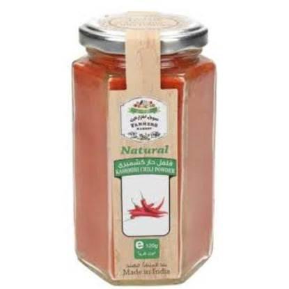 Picture of Farmers Market Kashmiri Chili Powder Glass Jar 120 g