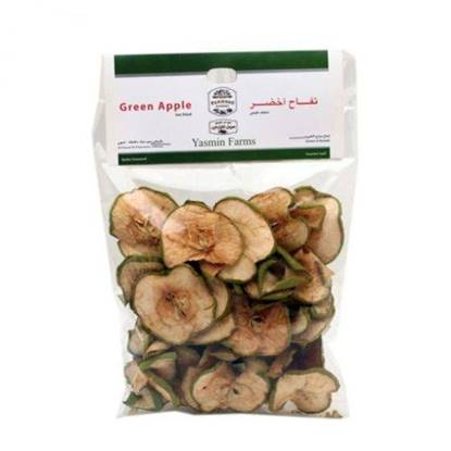 Picture of Farmers Market Sundried Green Apple Slices Sac 100 g