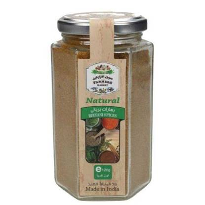 Picture of Farmers Market Biryani Spices Glass Jar 120 g