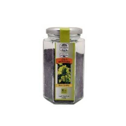 Picture of Farmers Market Mustard Seeds Glass Jar 120 g