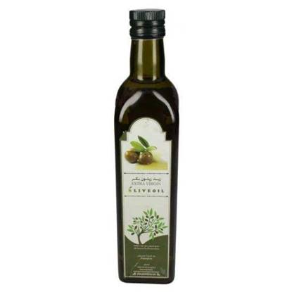 Picture of Farmers Market Palestinian Olive Oil Glass Bottle 450 ml