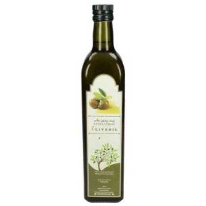 Picture of Farmers Market Palestinian Olive Oil Extra Virgin Glass Bottle 480 ml