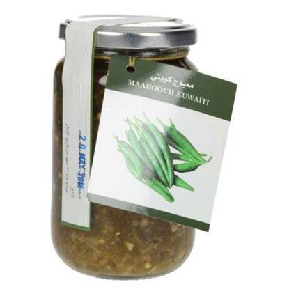 Picture of Farmers Market Sundried Chili (Ma'aboush) Glass Jar 200 g