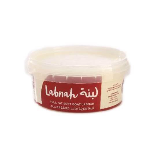 Thawaaq Kuwait Food marketplace. ألبان لبنة طرية ماعز قليل الدسم 250 جم