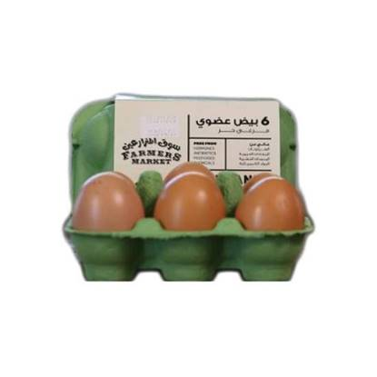 Picture of Farmers Market Free Organic Eggs ( 10 pcs)