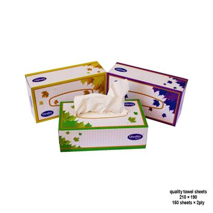 Picture of Kuwaitina Kleenex Box 150 Sheets
